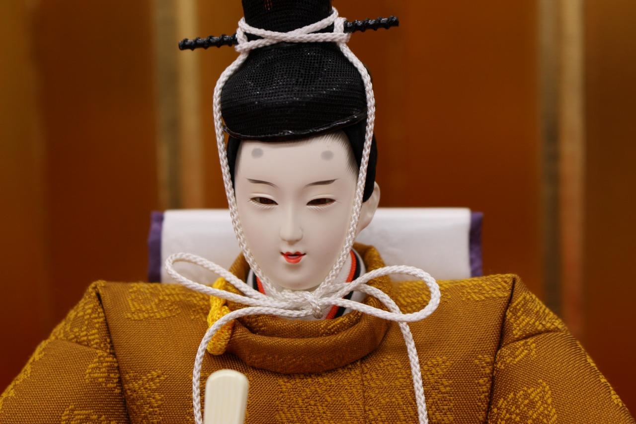 雛人形|三段飾り|お内裏様
